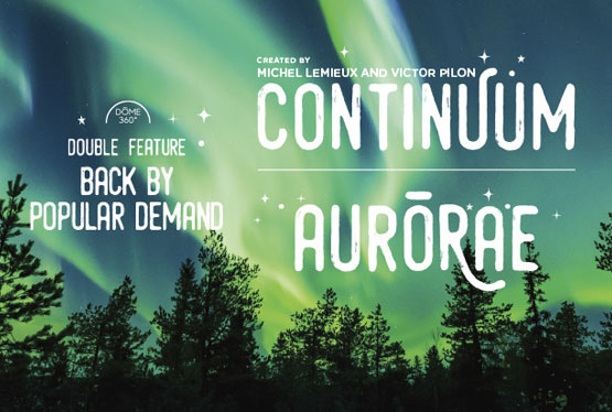 January Event Continuum / aurōrae