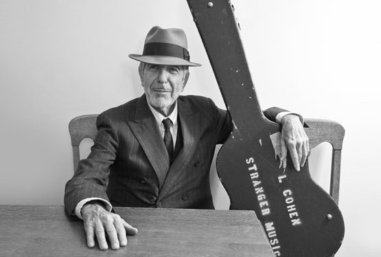 March Event Leonard Cohen - A Crack in Everything