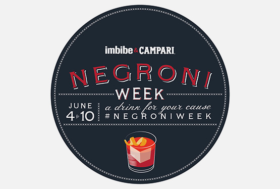 June Event Negroni Week 2018