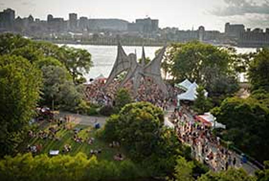 Montreal Upcoming Events Piknic Electronik Music Festival