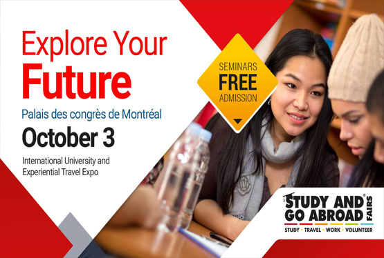 March Event Study and Go Abroad Fair