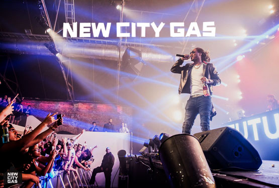 New City Gas in Montreal