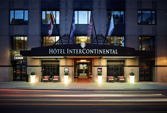 Old Montreal Hotels All Intercontinental Montréal