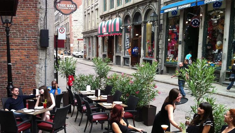 The Keg Steakhouse + Bar Vieux-Montreal