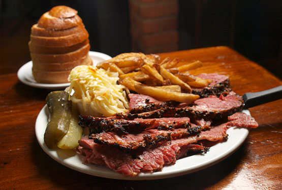 Montreal Deli And Smoked Meat Restaurants Go Montreal